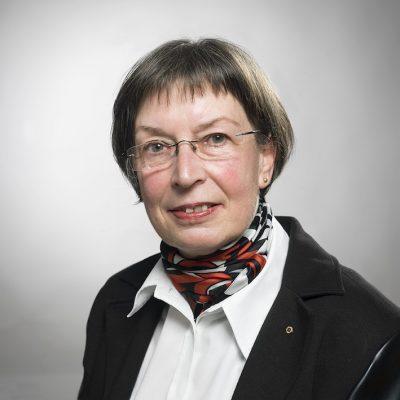 Christiane Zeplin -Pastpräsidentin