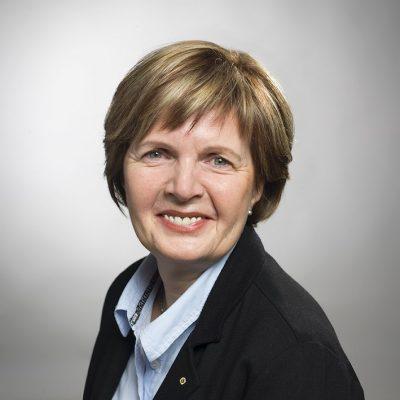 Dr. Cornelia Demuth - Präsidentin