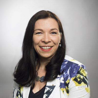 Mylen Sebastian - Vorsitzende Förderverein