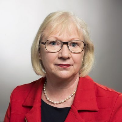 Prof. Jutta Schnitzer-Ungefug Vizepräsidentin