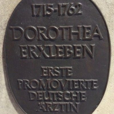 Dorothea Erxleben